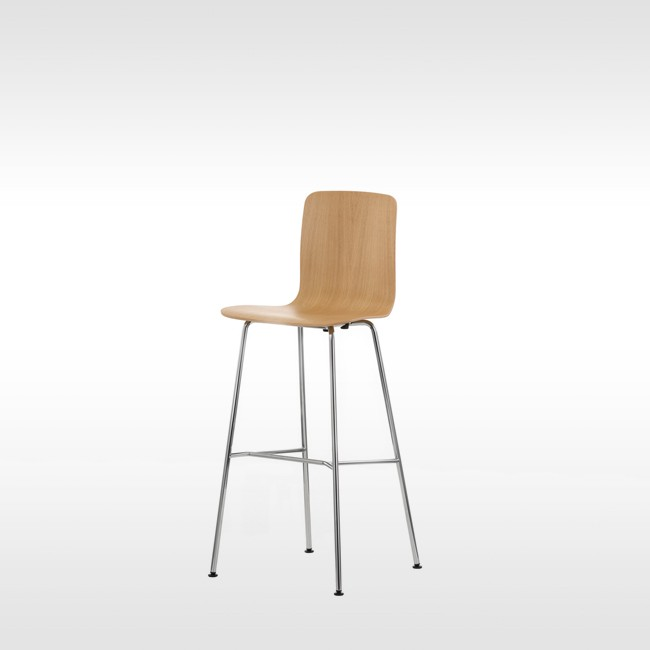 Terrific Vitra Barkruk Hal Ply Stool Door Jasper Morrison Gmtry Best Dining Table And Chair Ideas Images Gmtryco