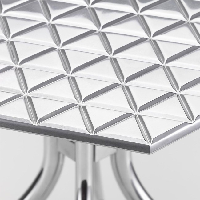 Vitra bijzettafel Hexagonal Table door Alexander Girard