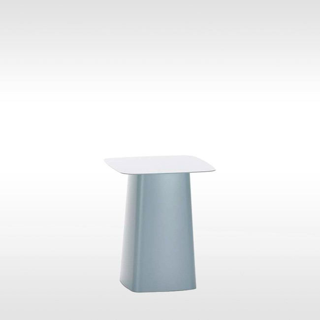 Vitra bijzettafel Metal Side Table Outdoor Small door Ronan & Erwan Bouroullec