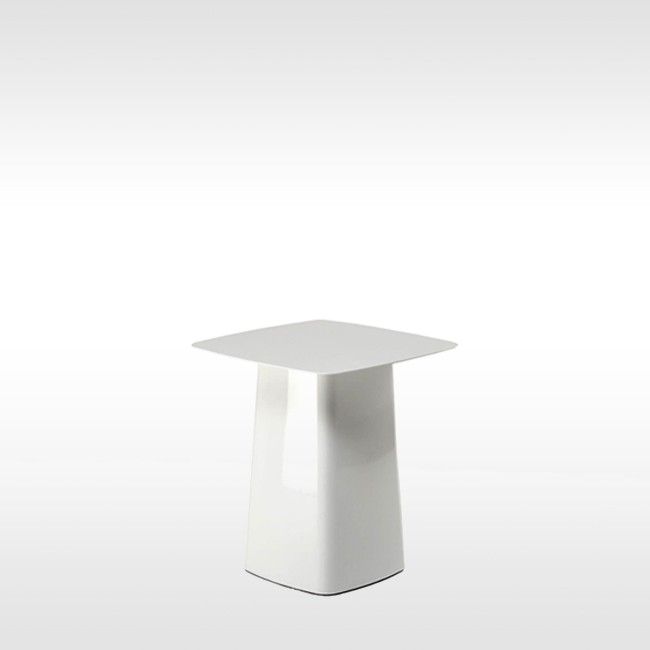 Vitra bijzettafel Metal Side Table Small door Ronan & Erwan Bouroullec
