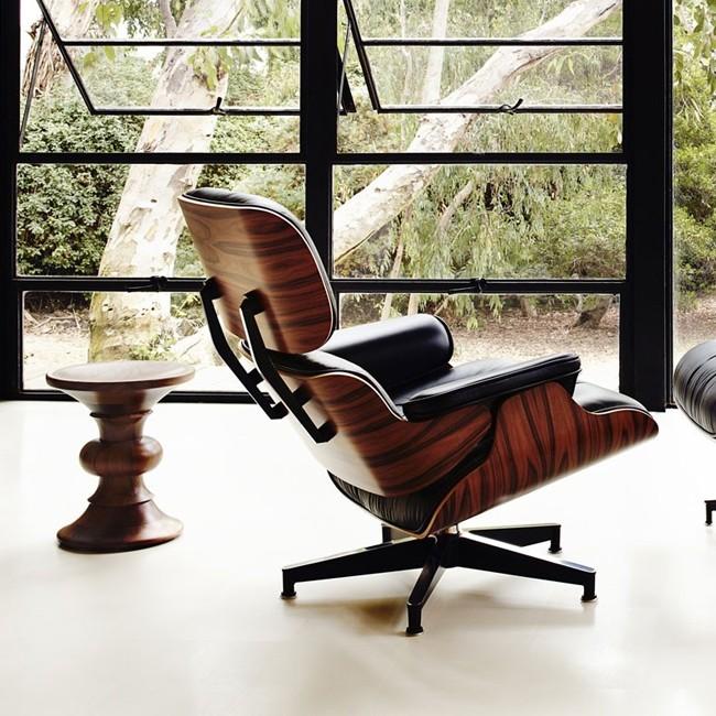 Vitra Kruk / Bijzettafel Stools Model B Door Charles & Ray Eames   Designlinq.nl