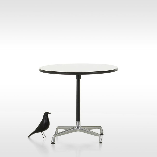 Vitra bistrotafel Eames Contract Table door Charles & Ray Eames