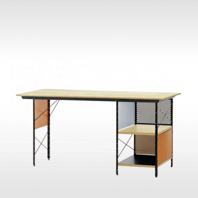 Vitra bureau Eames Desk Unit EDU door Charles & Ray Eames
