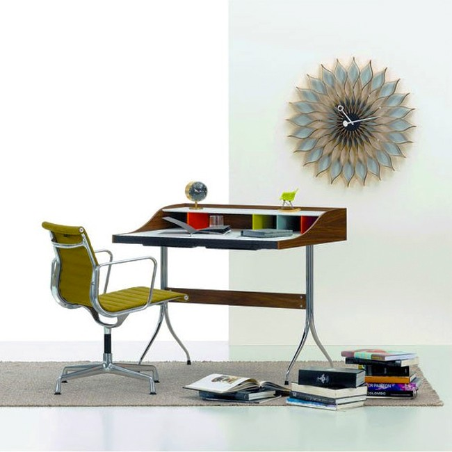 Vitra bureau Home Desk door George Nelson