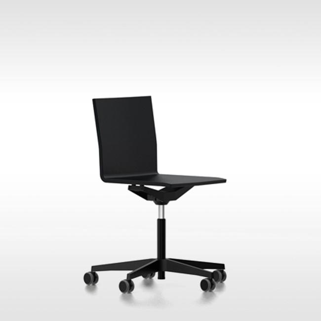 Bureaustoel Zonder Rugleuning.Vitra Bureaustoel 04 Atelierstoel Zonder Armleuning Door Maarten