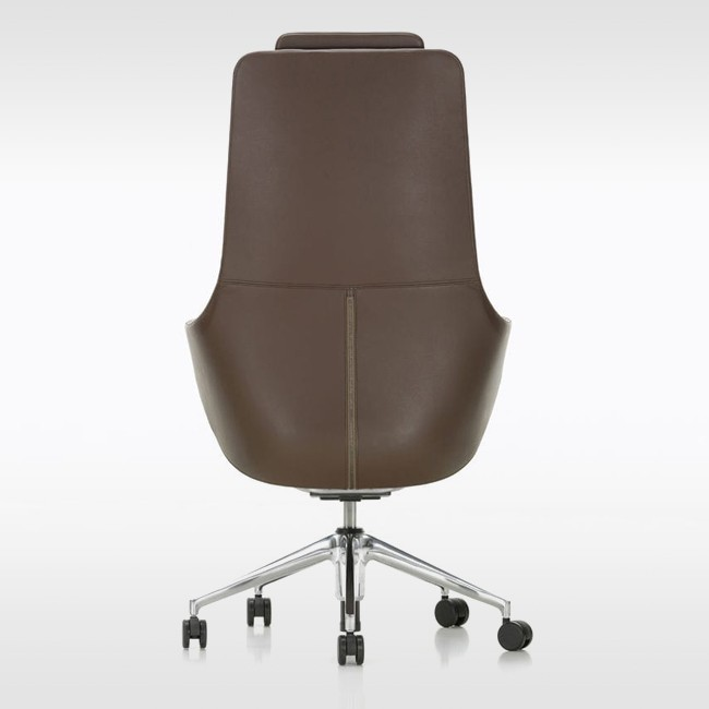 Vitra bureaustoel Grand Executive Highback door Antonio Citterio