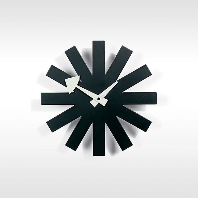 Vitra klok Asterisk Clock door George Nelson