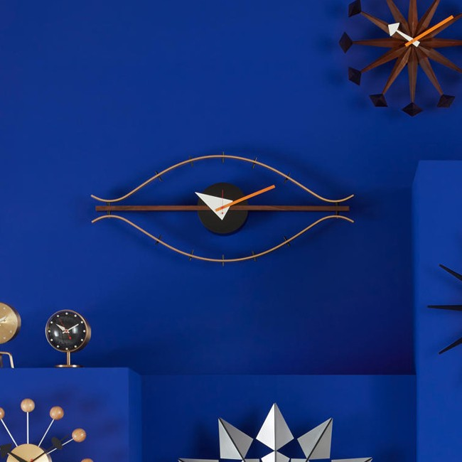Vitra klok Eye Clock door George Nelson
