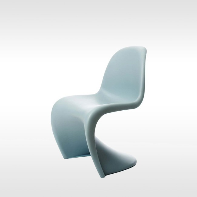 Vitra Panton Chair door Verner Panton
