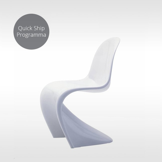 Vitra Panton Chair Quick Ship Programma door Verner Panton