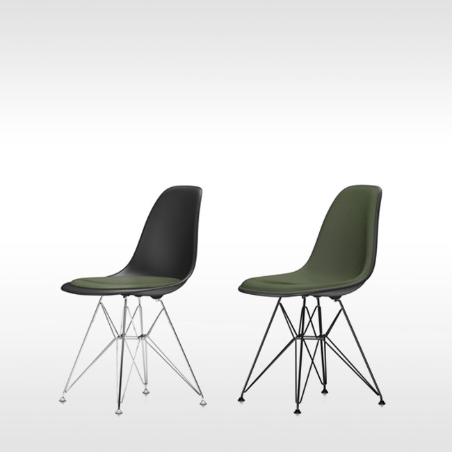 Vitra Voetenbank Eames Lounge Chair Ottoman Santos