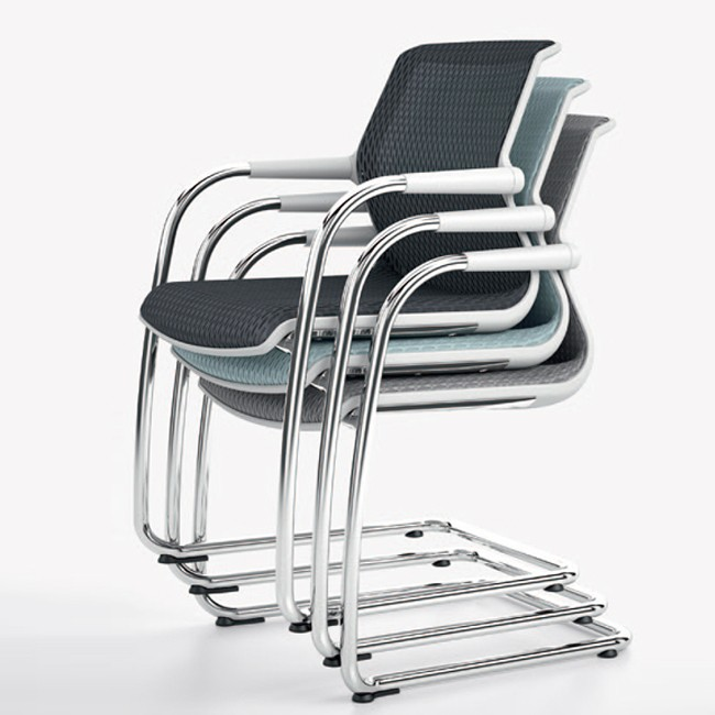 Vitra stoel Unix Chair Quick Ship Programma door Antonio Citterio