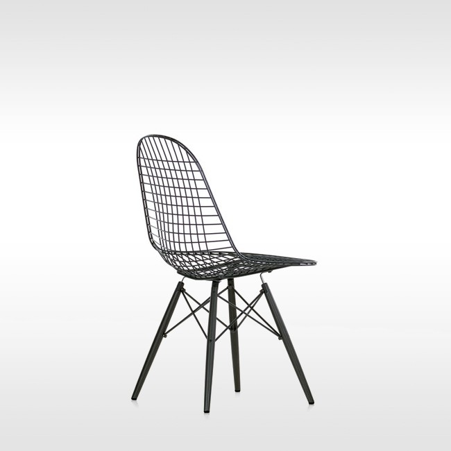 Vitra stoel Wire Chair DKW door Charles & Ray Eames