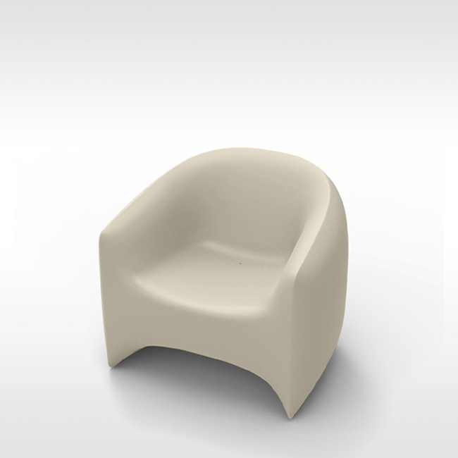 Vondom loungestoel Blow Lounge Chair door Stefano Giovannoni