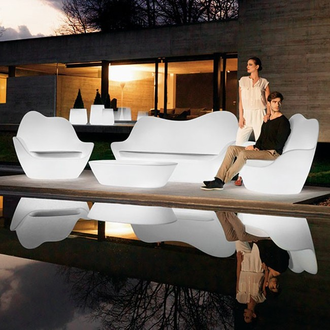 Vondom salontafel Sabinas Coffee Table door Javier Mariscal