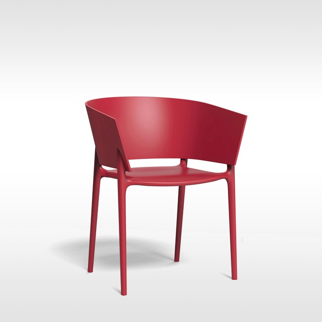 Vondom stoel Africa Chair door Eugeni Quitllet