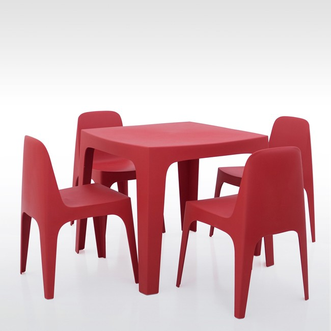 Vondom stoel Solid Chair door Stefano Giovannoni