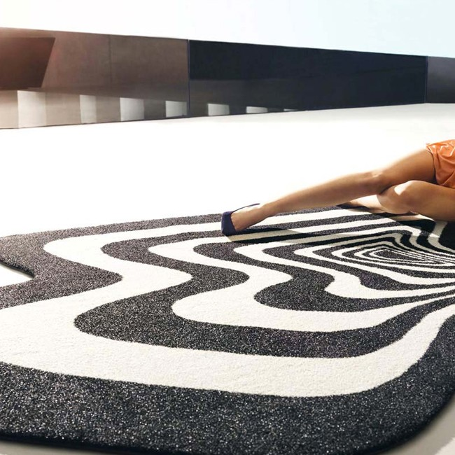 Vondom vloerkleed Twist and Shout door Karim Rashid