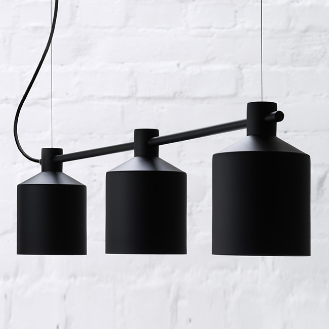 Zero hanglamp Silo-Trio door Note Design Studio