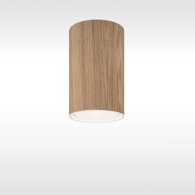Zero plafondspot Wood Direct door Fredrik Mattson