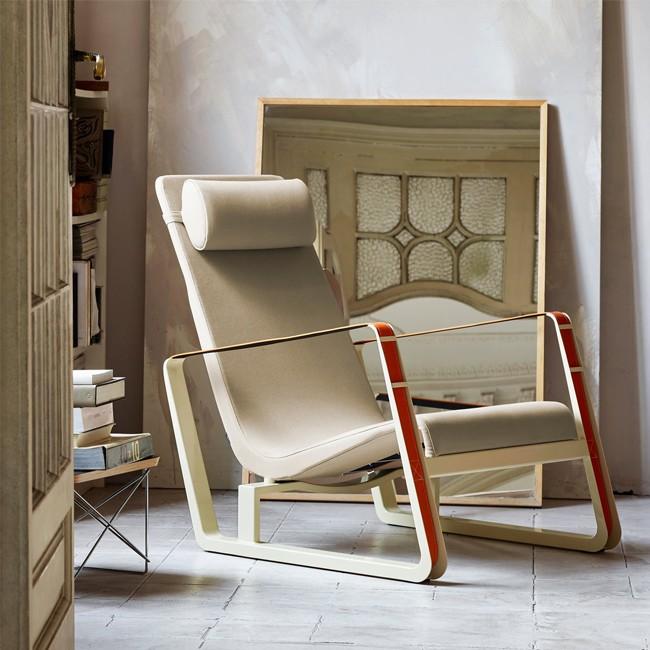 Swell Vitra Fauteuil Ontspanning Opnieuw Uitgevonden Designlinq Alphanode Cool Chair Designs And Ideas Alphanodeonline