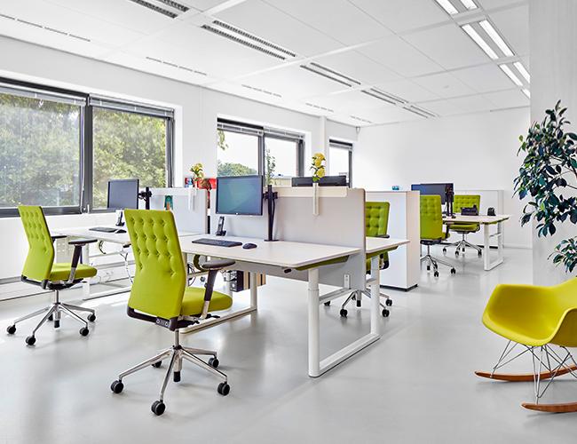 Vitra meubels leasen: flexibel, hoogwaardig en voordelig