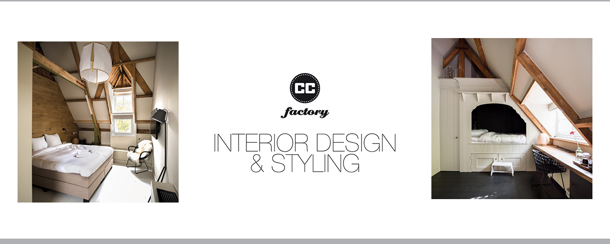 CC Factory l Interior Design & Styling
