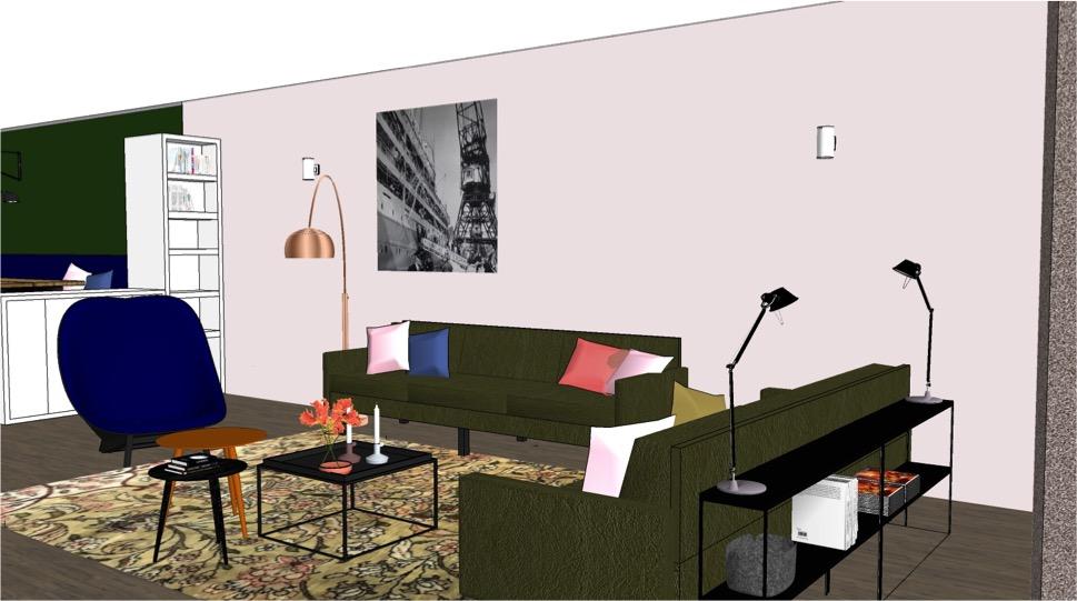 NMBR 7 - Interior Design