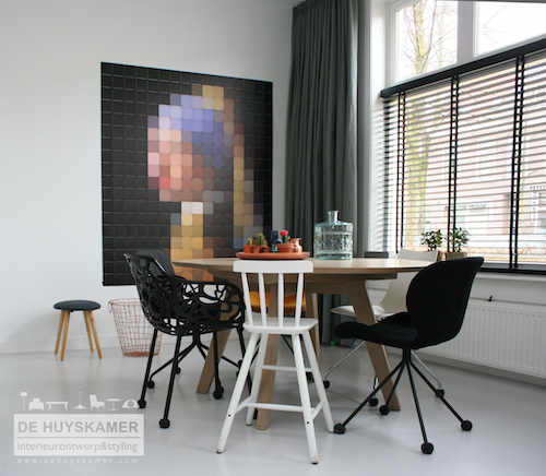 De Huyskamer interieurontwerp
